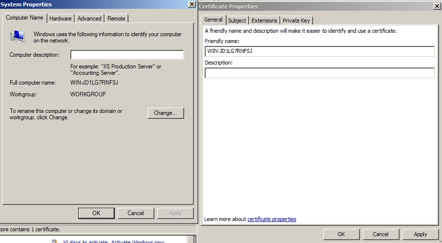 How to Create A Self-Signed Certificate with RSA Keys 2048